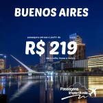IMPERDÍVEL!!! IMPERDÍVEL!!! Promoção de passagens para BUENOS AIRES, a partir de R$ 219, ida e volta!