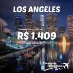 IMPERDÍVEL!!! Promoção de passagens para <b>LOS ANGELES</b>! A partir de R$ 1.409, ida e volta! De Setembro a Novembro/14!