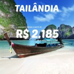Passagens para a <b>Tailândia – Bangkok</b> a partir de R$ 2.185, ida e volta, de Setembro a Novembro/14, além de Abril/15!