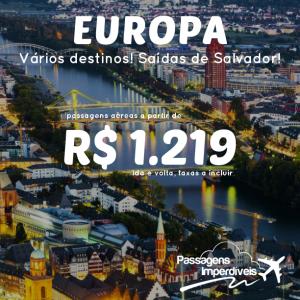 europa 1219 reais