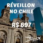 Quer passar o <b>Réveillon no Chile?</b> Encontre AQUI sua passagem! A partir de R$ 697, ida e volta! Saídas de várias cidades brasileiras!