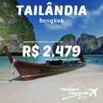 Etihad faz promoção de passagens para a <b>TAILÂNDIA</b>, a partir de R$ 2.479, ida e volta! Vá para este destino incrível, com uma das melhores cias. aéreas do mundo!