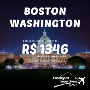 boston washington 1346 reais