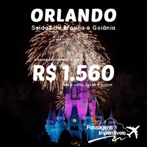 Orlando R$ 1560