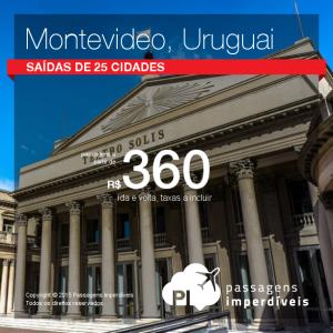 montevideo uruguai 360 reais