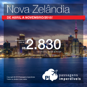 nova zelandia 2830