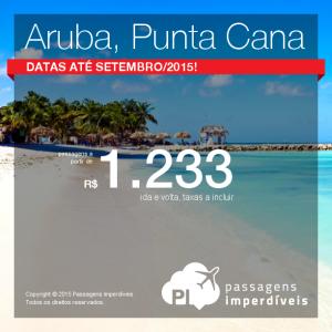 aruba punta cana 1233 reais