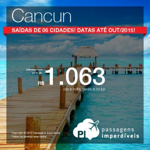 cancun 1063 reais
