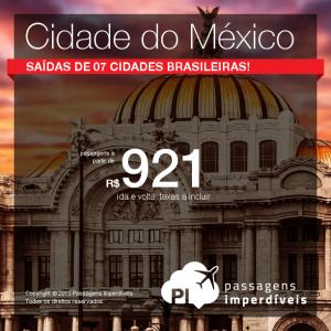 cidade do mexico 921 reais