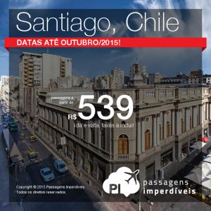 santiago chile 539 ate outubro