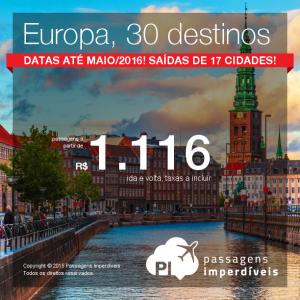 europa 30 destinos 1116 reais