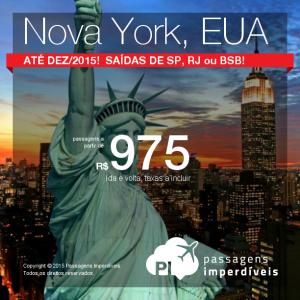 nova york eua 975 reais