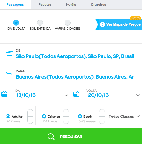 Promoção qatar airways buenos aires
