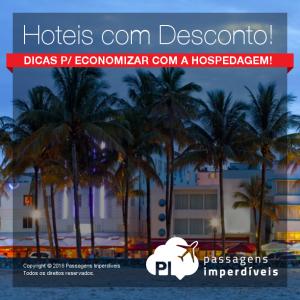 Já conhece o Hoteis.com? Tenha acesso a cupons de desconto para reserva de hoteis, diárias grátis e tarifas promocionais e competitivas!