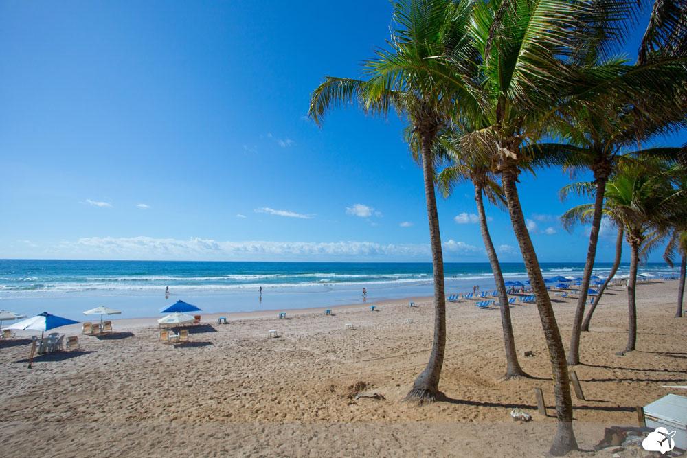 praia do flamengo em salvador