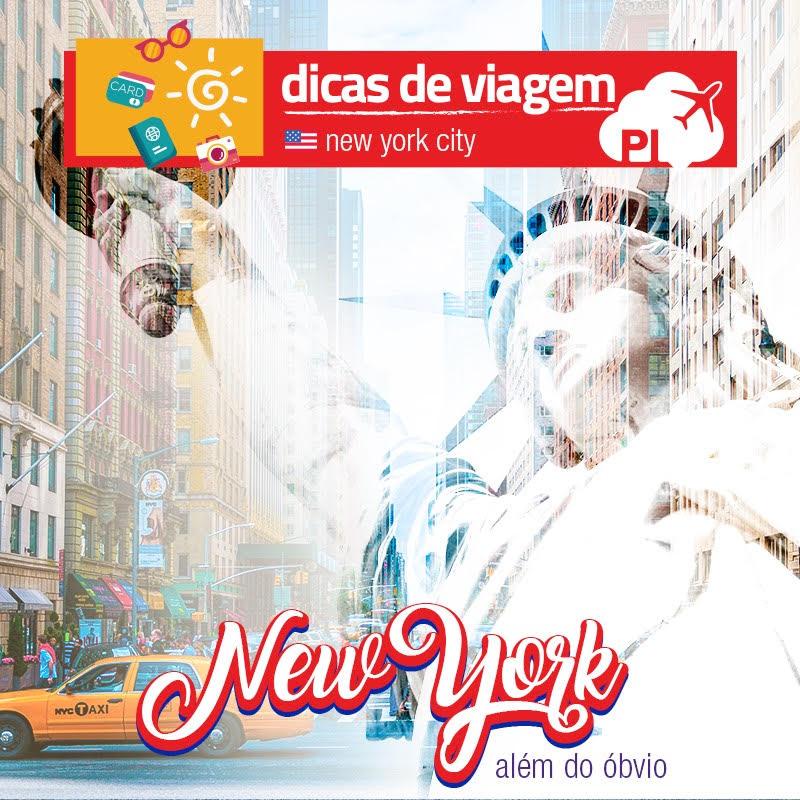 Nova York para viagem: dicas e sugestões!