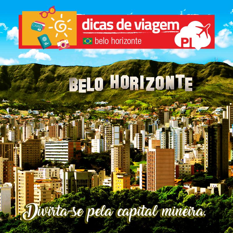 Belo Horizonte: aproveite o melhor da capital mineira!