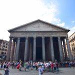 Viajar para a Itália: Pantheon, Roma