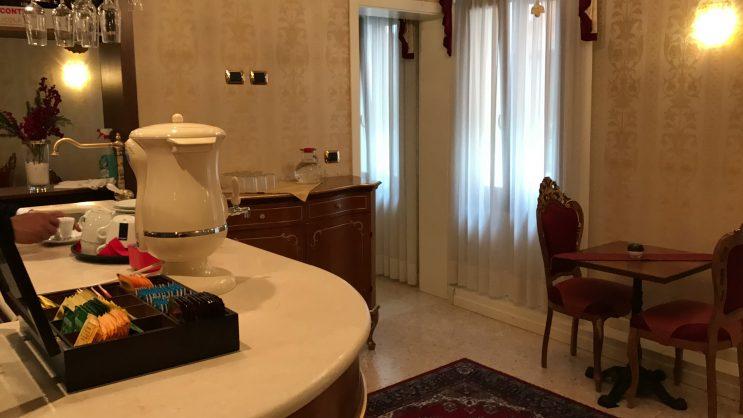 O que fazer em Veneza - Serviços e Amenidades do Hotel Dimora Marciana
