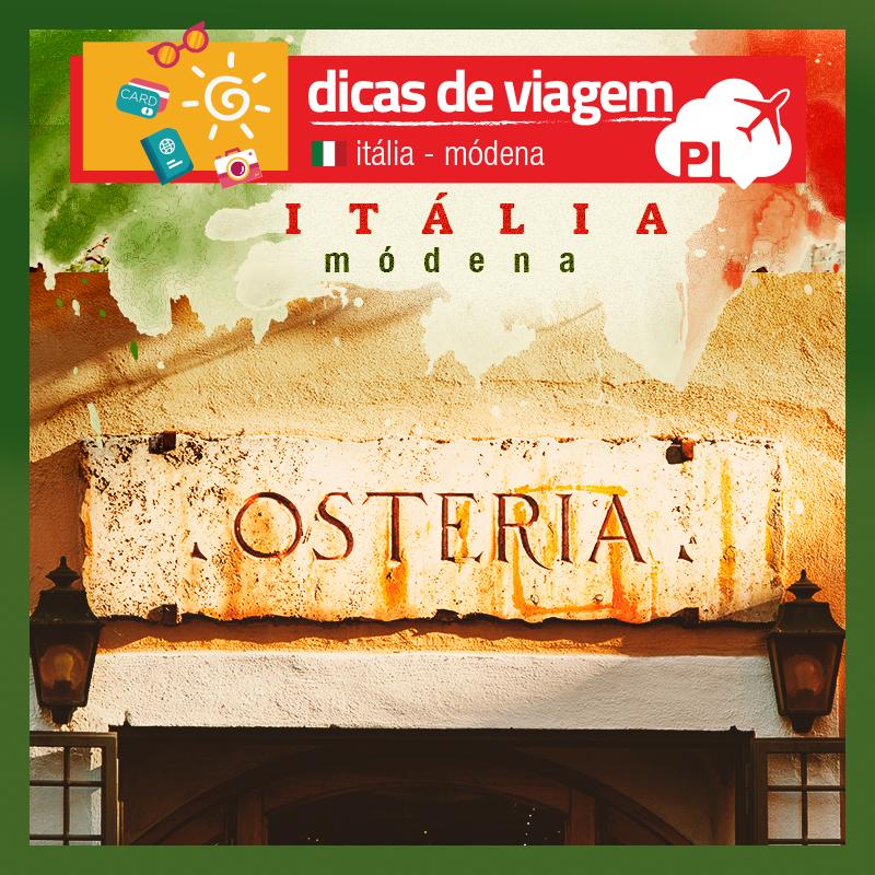 O que fazer em Módena: O destino que vai muito além da Osteria Francescana