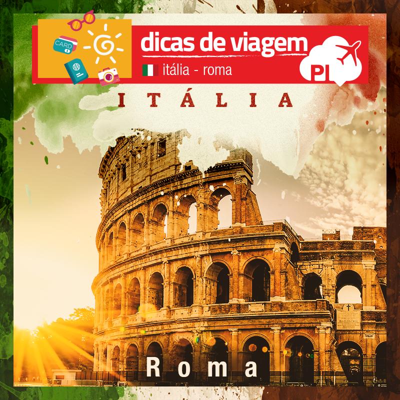 O que fazer em Roma e Vaticano: sugestão de roteiro de 3 dias.