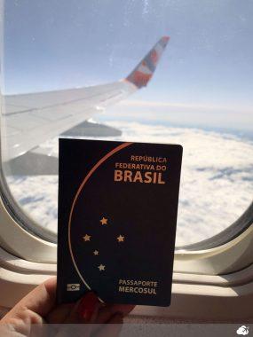 pasaporte brasileiro