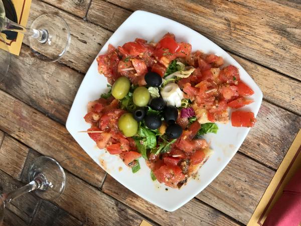 Viagem para a Itália: a alimentação.