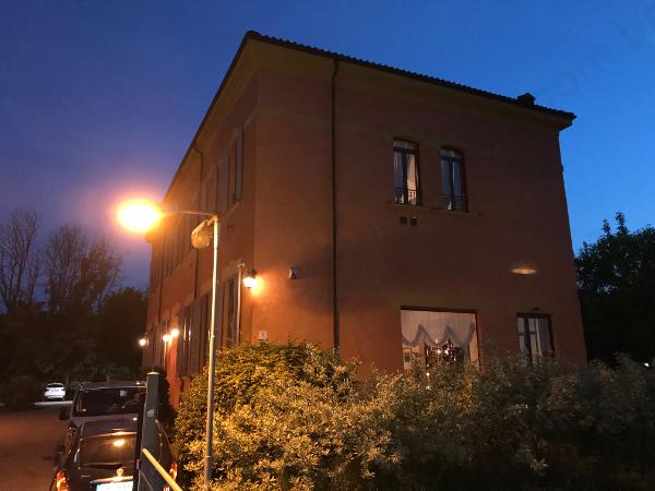 O que fazer em Módena, Itália: A fachada do restaurante Antica Moka