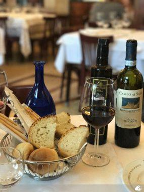 vinho na itália