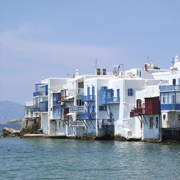 Arquitetura das Ilhas Gregas