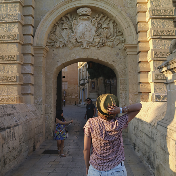 Mdina - Game of Thrones cenário- GOT - Malta
