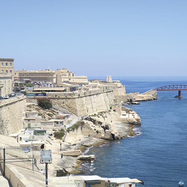 Malta - Valeta - Forte St Elmo