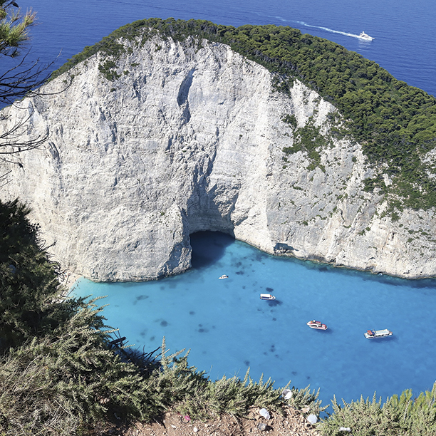 Ilha Grega Zakynthos