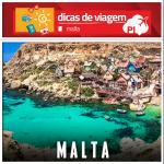 Ilha de Malta: um destino medieval e paradisíaco no mediterrâneo