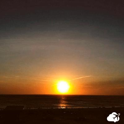 Praia Grande em Arraial do Cabo, na Região dos Lagos