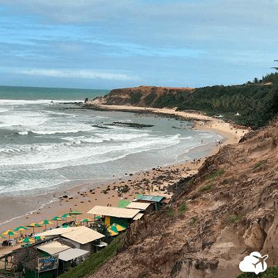 Praia do amor Pipa Natal