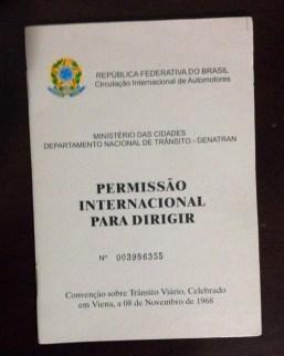 Como obter sua Permissão Internacional para Dirigir (PID)