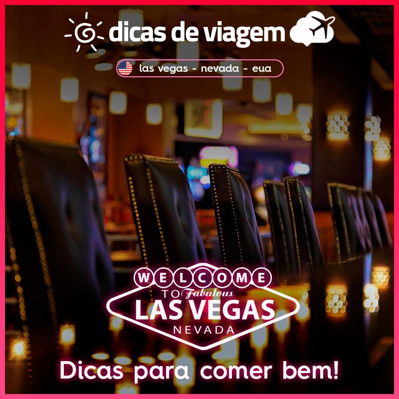 Onde comer em Las Vegas: dicas imperdíveis!