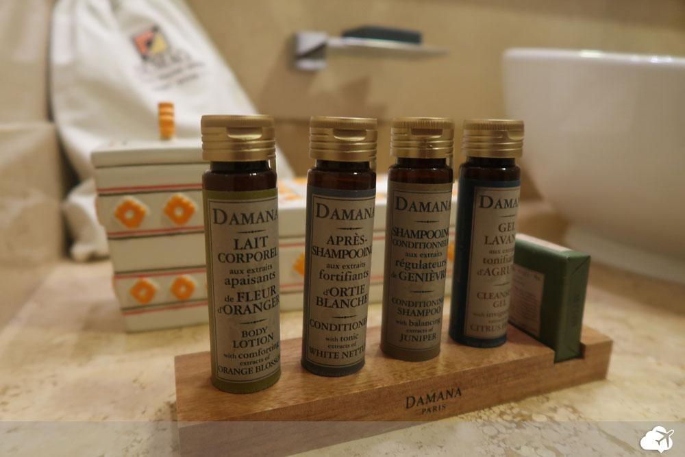 frasco de 100 ml shampoo hotel