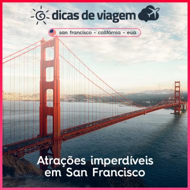 San Francisco atrações