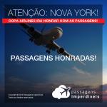 Comprou as passagens da Copa Airlines para NOVA YORK, por menos de R$ 800, ida e volta? Arrume suas malas para viajar!