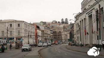 Cidade de Valparaiso Chile