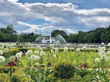 Gorky Park, mais de 120 hectares de área verde