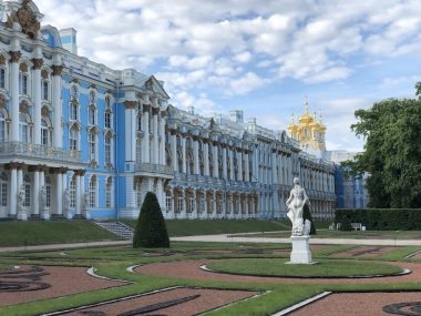 Eis o impressionante Palácio de Catarina