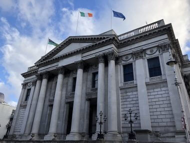 A cidade de Dublin