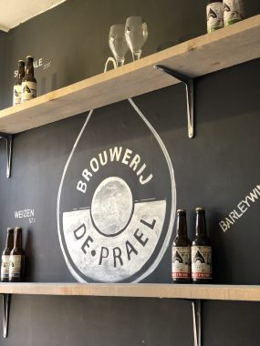 Cervejas na Brouwerij de Prael