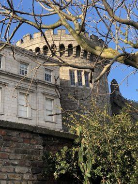 Dublin Castle é uma das atrações de Dublin