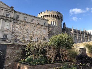 Dublin Castle e Garden