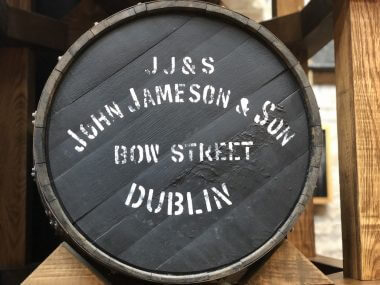 James Distillery Bow St.