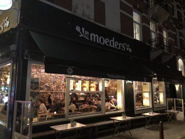 Moeders é um restaurante holandês
